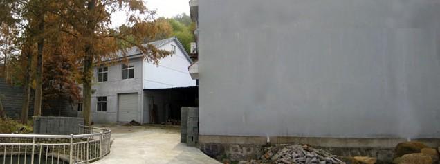安吉灵峰山茶场