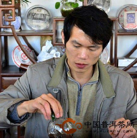 余燕辉和他的才之者普洱茶品牌