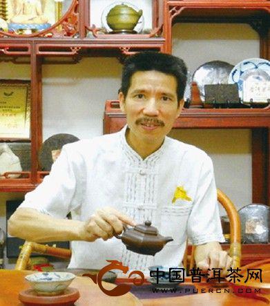 """""""中华茶王""""杜少锋"""