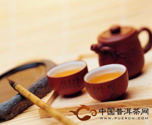 普洱茶是否被文化