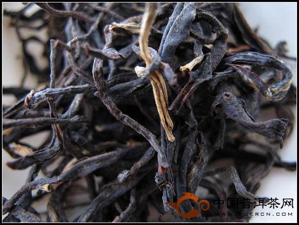 滇红茶古树红茶