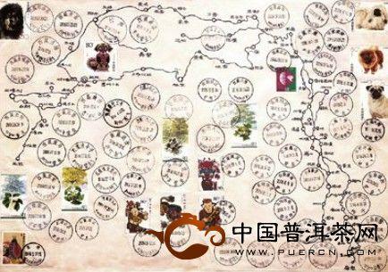 普洱茶,刷新中国茶地理