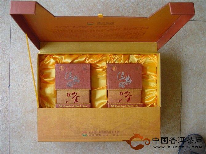 凤牌经典58红茶礼盒