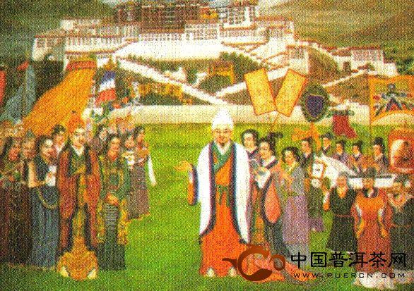 """普洱茶的历史""""官道"""""""