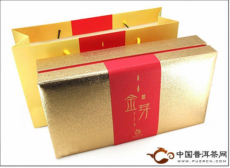 凤牌滇红茶金芽150克礼盒