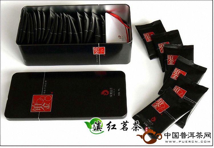 凤牌滇红茶铂金58
