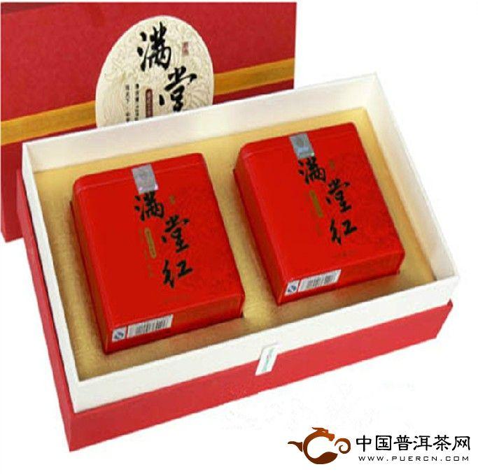 凤牌满堂红滇红茶