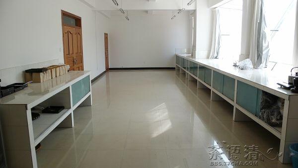 干净整洁的拼配室