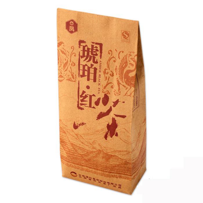 凤牌滇红茶琥珀红200克2012年凤庆茶厂云南滇红集团