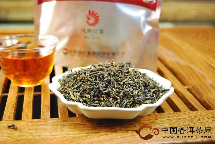 凤牌滇红茶如意