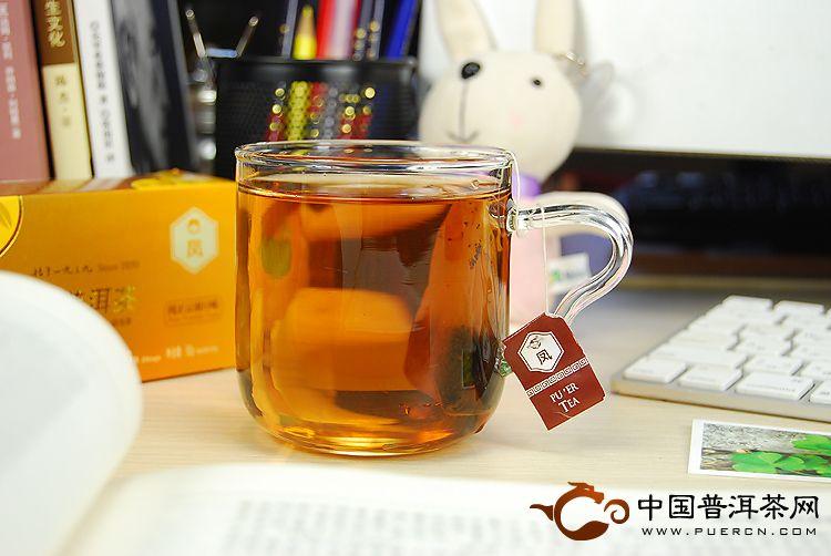 凤牌普洱袋泡茶