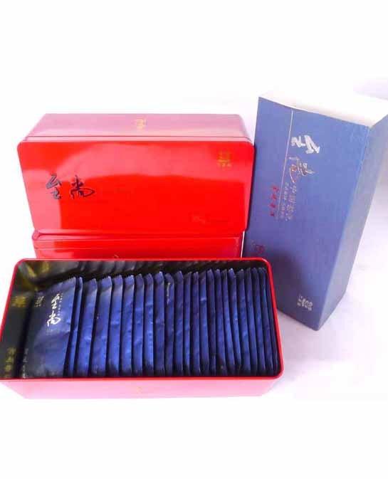 兰茶坊普洱茶至尚普洱礼盒112g熟茶2012年兰茶云品
