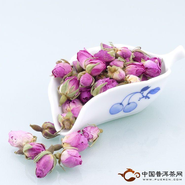 兰茶云品花草茶法兰西玫瑰