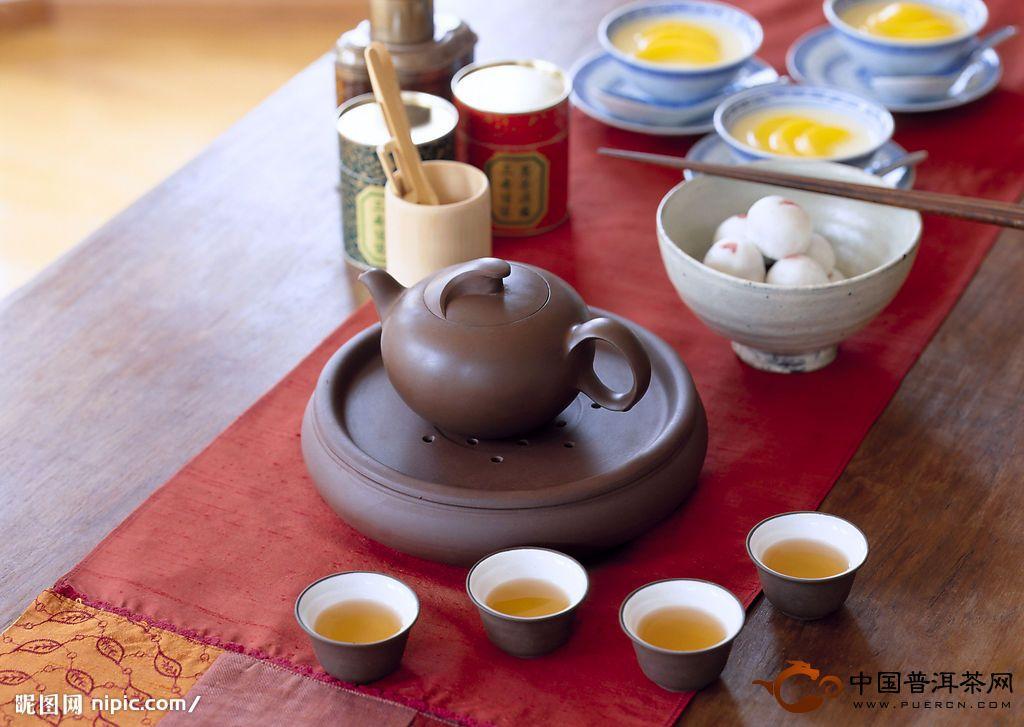 茶具的用法步骤图片