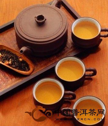 如何感受普洱茶的茶汤?