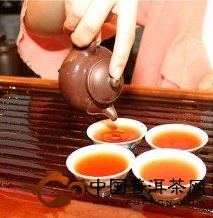选喝普洱茶有哪些理由?