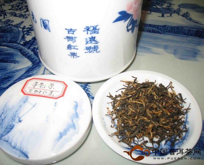 古树红茶产地,外形,香气