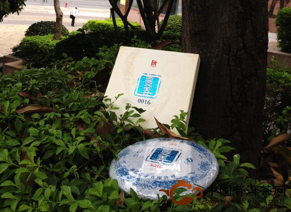 """放飞""""蓝孔雀""""——澜沧古茶0016"""