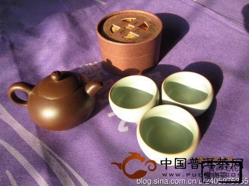 和普洱老泥一起学习普洱茶(5):品鉴生茶