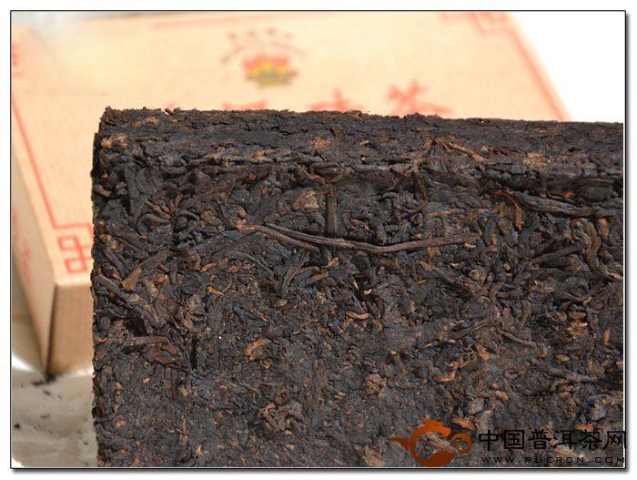 下关普洱砖茶熟茶250克