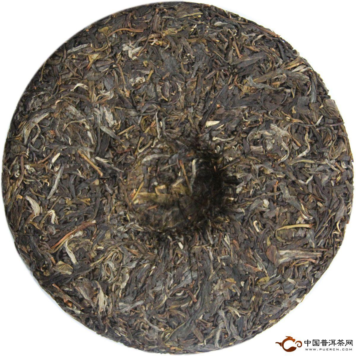 陈升号普洱茶古韵圆茶