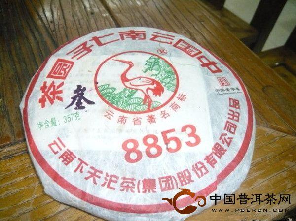 2012年8853饼面