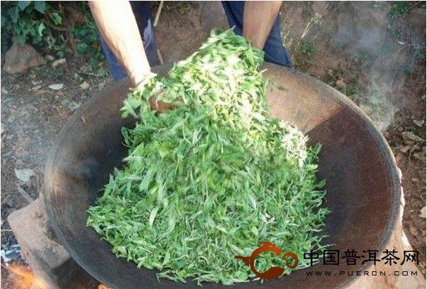 茶叶制作步骤