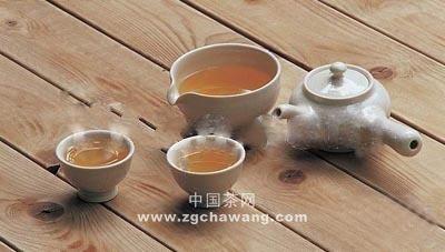 中国的喝茶方法