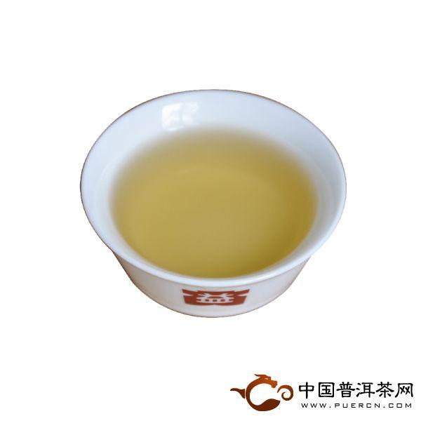 2013年大益(蛇饼)生肖茶灵蛇献宝