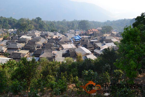 2013年茶山行之景迈村
