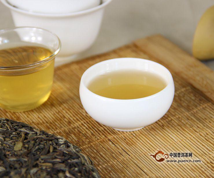 2013年贺开春尖(古树茶)生茶357克
