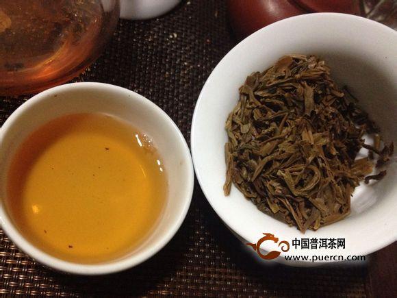 2011年大益巴达高山有机茶开汤分享