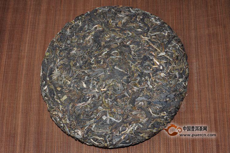 2013年天弘百年易武大树茶(生茶)400克