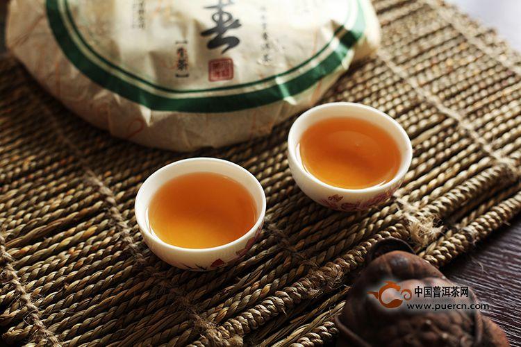 2008年海鑫堂南糯春(生茶)400克