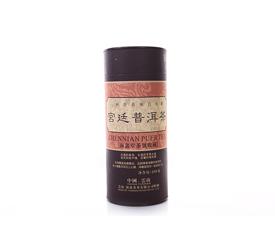 2006年宫廷普洱茶(听装)熟茶 250克