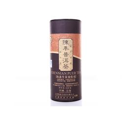 2006年 陈年普洱 听装(熟茶)250克