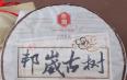 滇红集团凤牌百年古树普洱茶-邦崴古树
