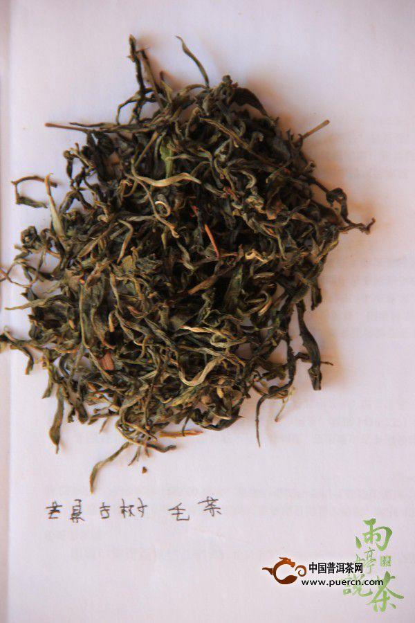 寻茶问源:景迈大寨芒景村组图