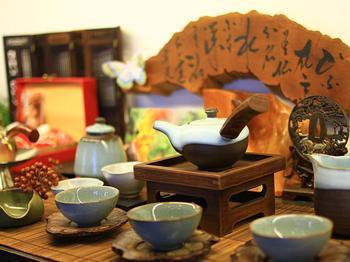 【茶禅一味】喝茶和修禅是一个味道