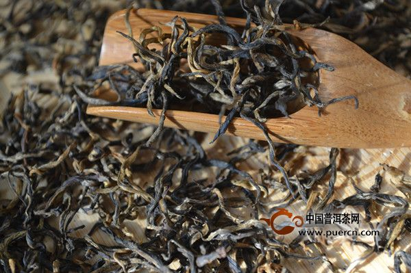 一芽一叶滇红茶【图】