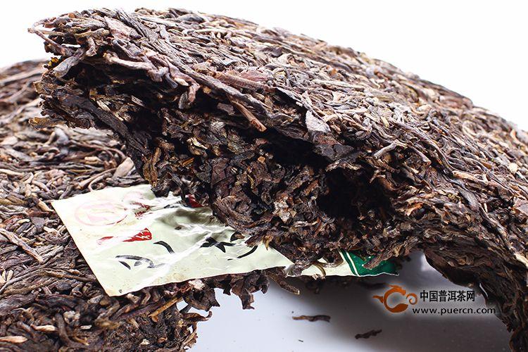 2008年海鑫堂巴达春(生茶)