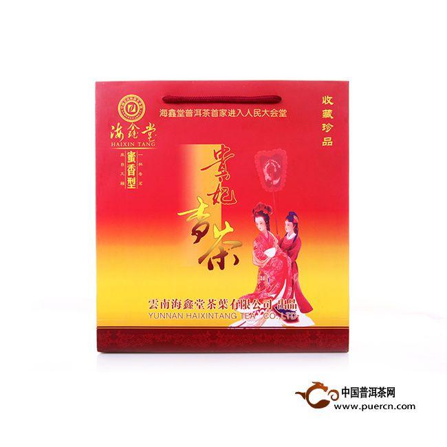 2008年海鑫堂贵妃香茶(生茶)400克