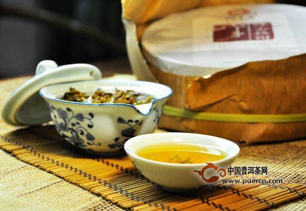 峰云铁饼青饼开汤