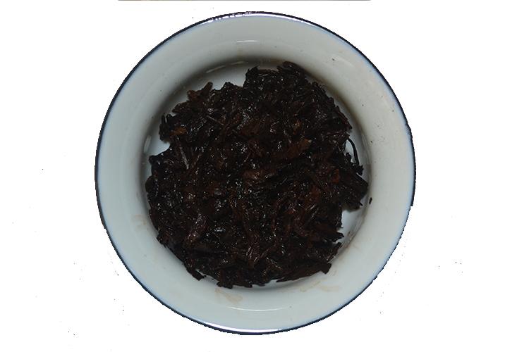 2013年云章岁月陈香(熟茶)357克