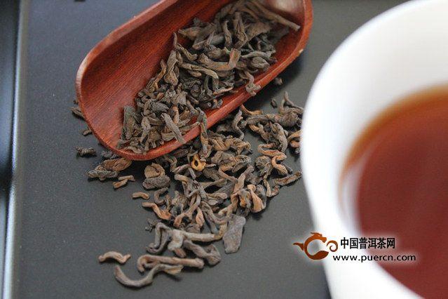 普洱茶,一片树叶的岁月