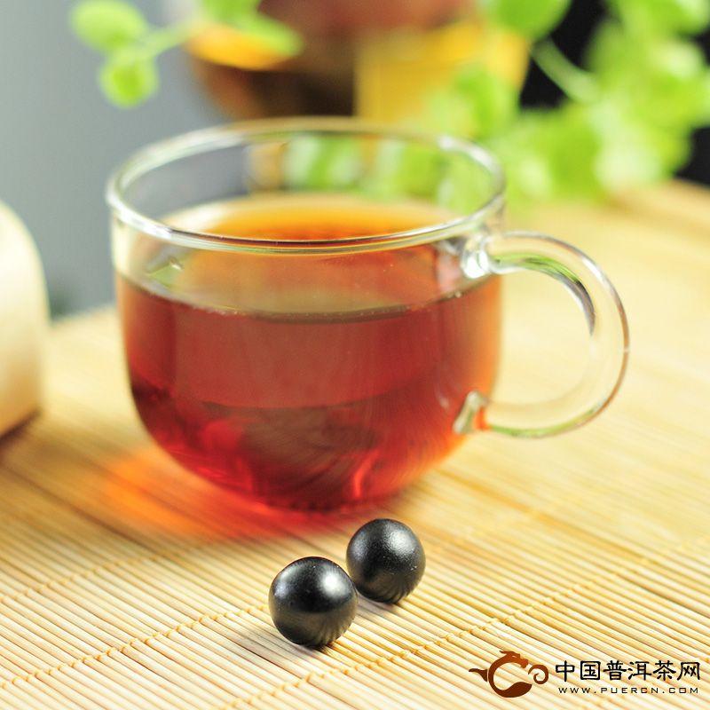 蒙顿(红运当头)普洱茶膏80克
