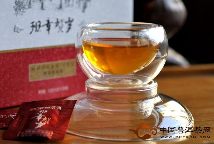 蒙顿普洱茶膏(班章贺岁)全溶10克装