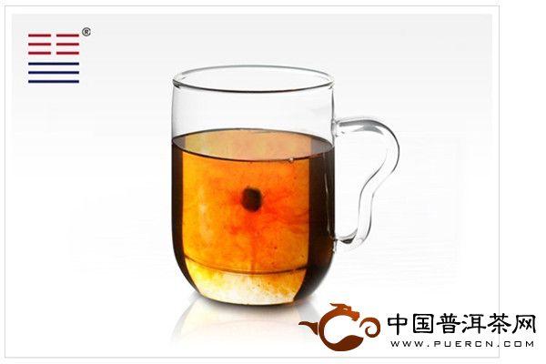 蒙顿茶制品蒙顿普洱茶膏:日升20g