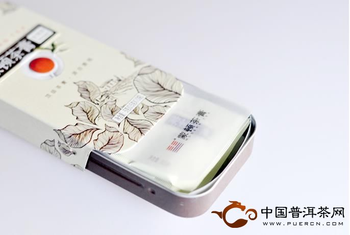 蒙顿普洱茶膏 5克装(全溶茶)