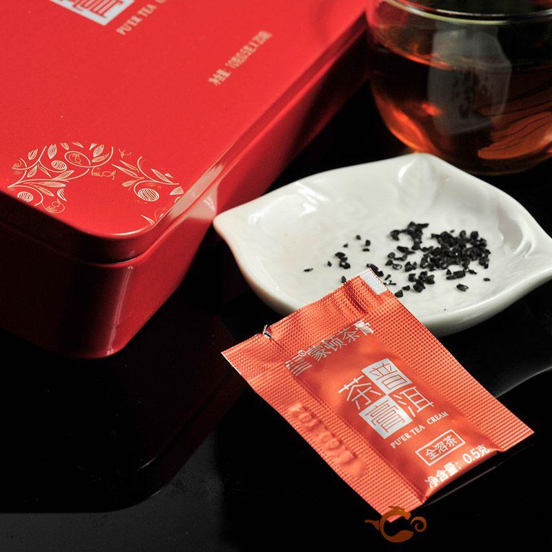 蒙顿(普洱全溶)茶膏10克